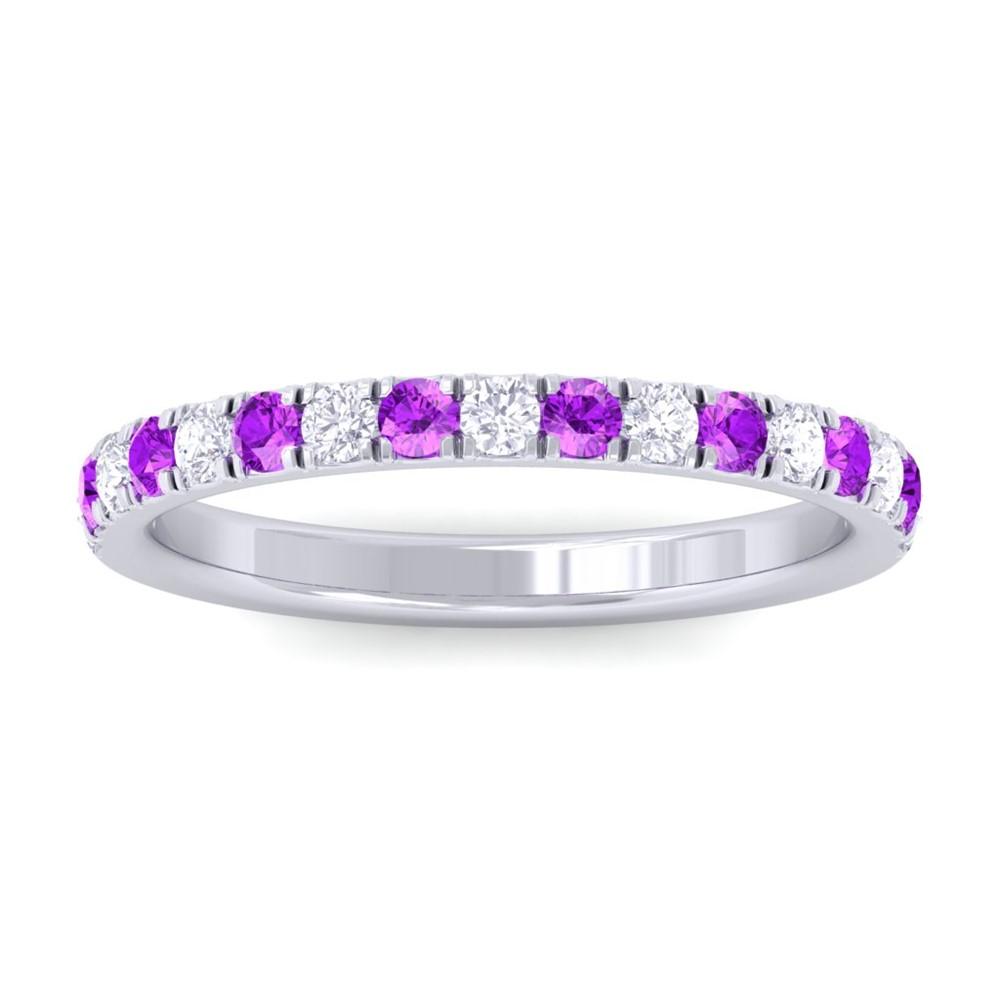 purple diamond wedding ring image - Purple Diamond Wedding Ring