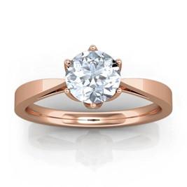 Diamond engagement rings solitaire rings eternity womens diamond azelia rings kreeli jewellery junglespirit Image collections