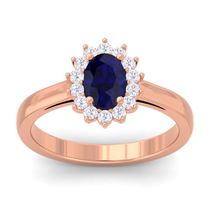 Blue-Sapphire-FG-SI-Diamond-Celebrity-Halo-Engagement-Ring-10K-Rose-Gold
