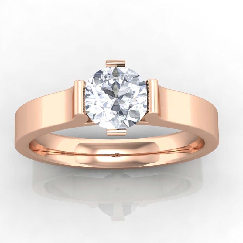 Diamond Engagement rings, Solitaire rings, Eternity Women`s ...