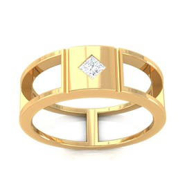 Buy mens diamond rings online in India Diamond Rings for MENSylish