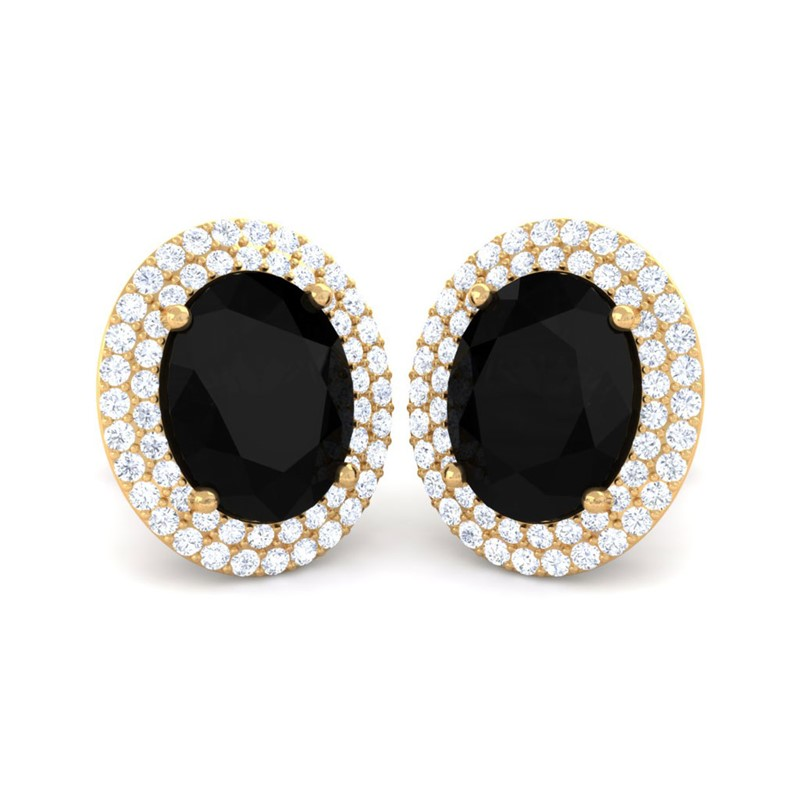 Unique  Jewelry Gt 18k Gold Designer Diamond Drop Earrings For Women 165ct