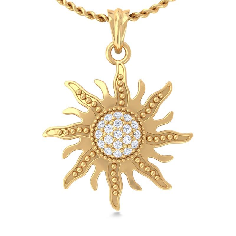 Surya Gold Rings