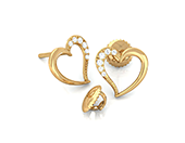 Diamond Earrings for Her | Kreeli.com